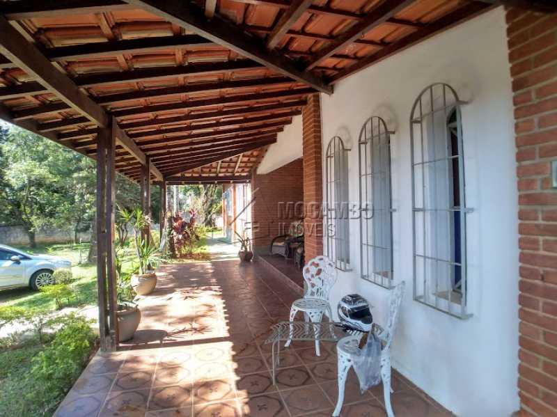 Varanda  - Casa em Condomínio 4 quartos à venda Itatiba,SP - R$ 900.000 - FCCN40127 - 21