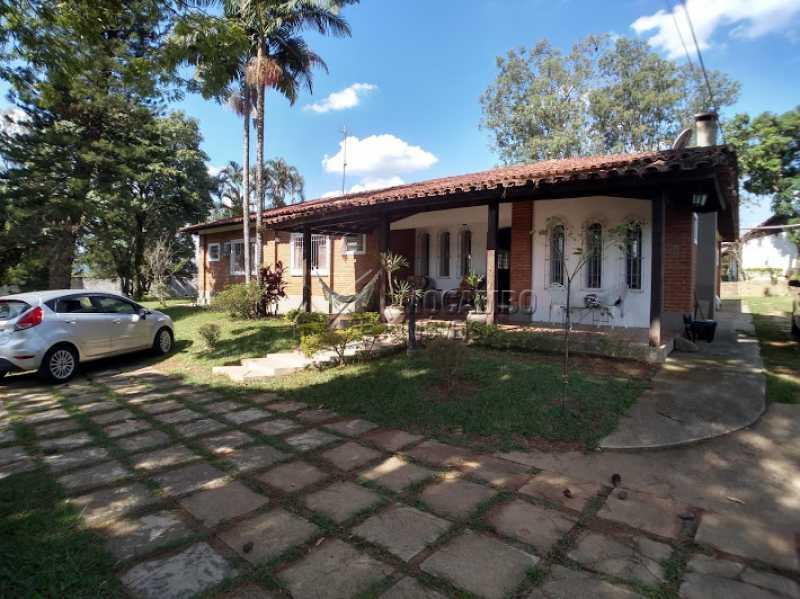 Entrada Pricipal - Casa em Condomínio 4 quartos à venda Itatiba,SP - R$ 900.000 - FCCN40127 - 22
