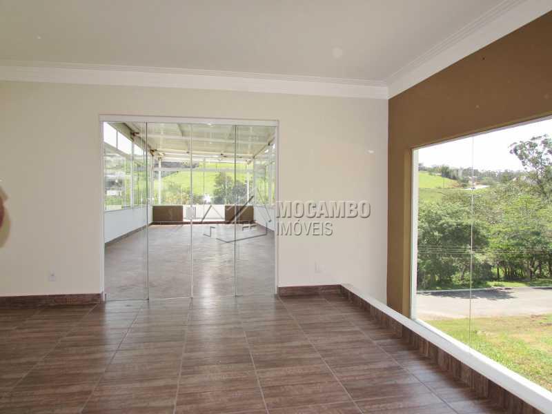 Salão - Casa em Condomínio Villagio Paradiso, Rodovia Romildo Prado,Itatiba, Bairro Itapema, SP À Venda, 4 Quartos, 278m² - CD40010 - 5