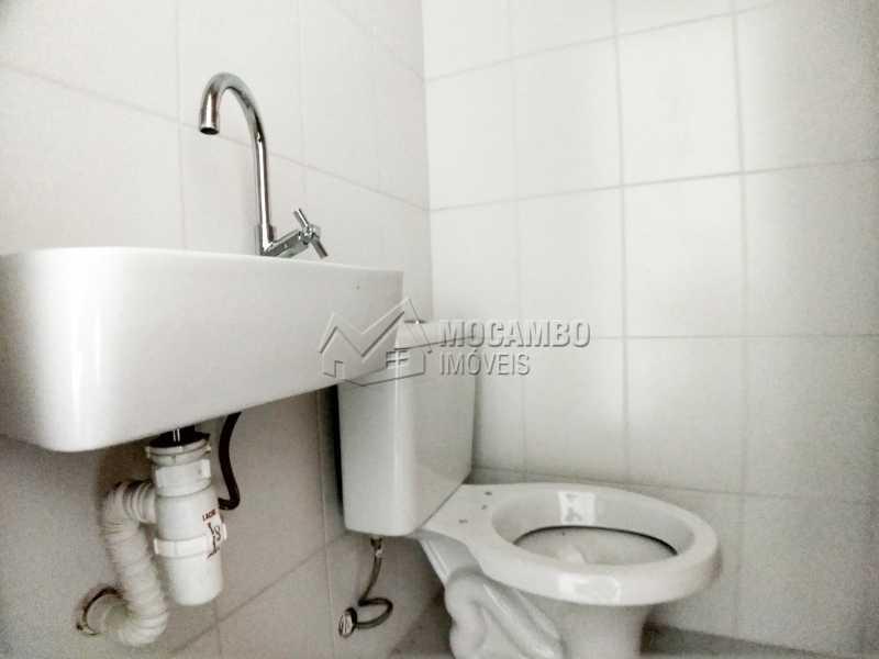 Banheiro Social - Sala Comercial 36m² Para Alugar Itatiba,SP - R$ 1.200 - FCSL00177 - 4