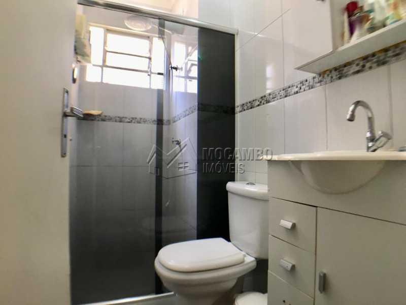 Banheiro social - Apartamento 2 quartos à venda Itatiba,SP - R$ 165.000 - FCAP20875 - 6