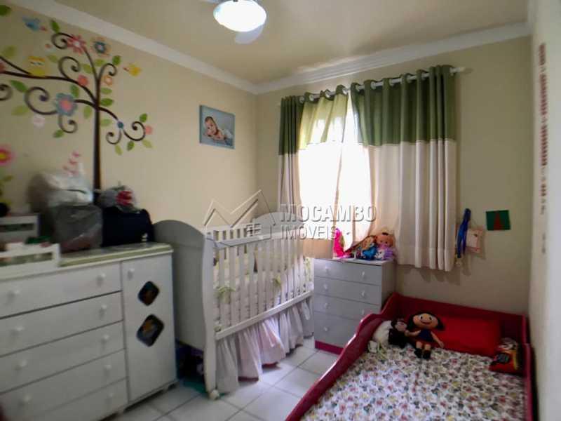 Dormitório - Apartamento 2 quartos à venda Itatiba,SP - R$ 165.000 - FCAP20875 - 7