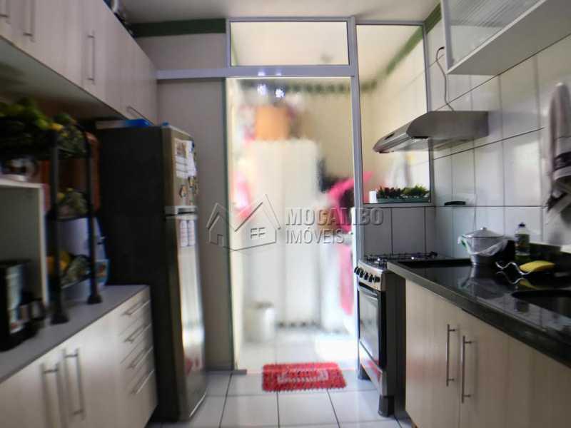 Cozinha - Apartamento 2 quartos à venda Itatiba,SP - R$ 165.000 - FCAP20875 - 4