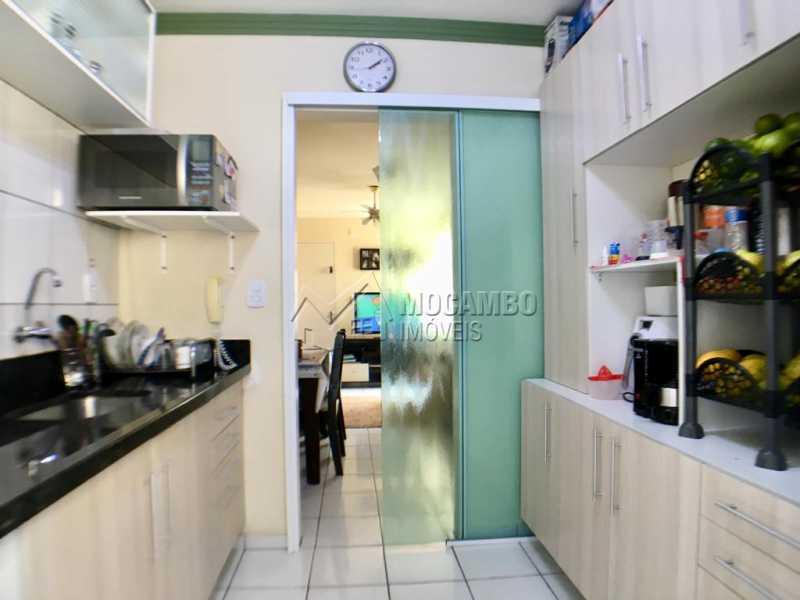 Cozinha - Apartamento 2 quartos à venda Itatiba,SP - R$ 165.000 - FCAP20875 - 3