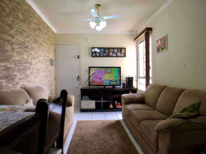 Sala - Apartamento 2 quartos à venda Itatiba,SP - R$ 165.000 - FCAP20875 - 1
