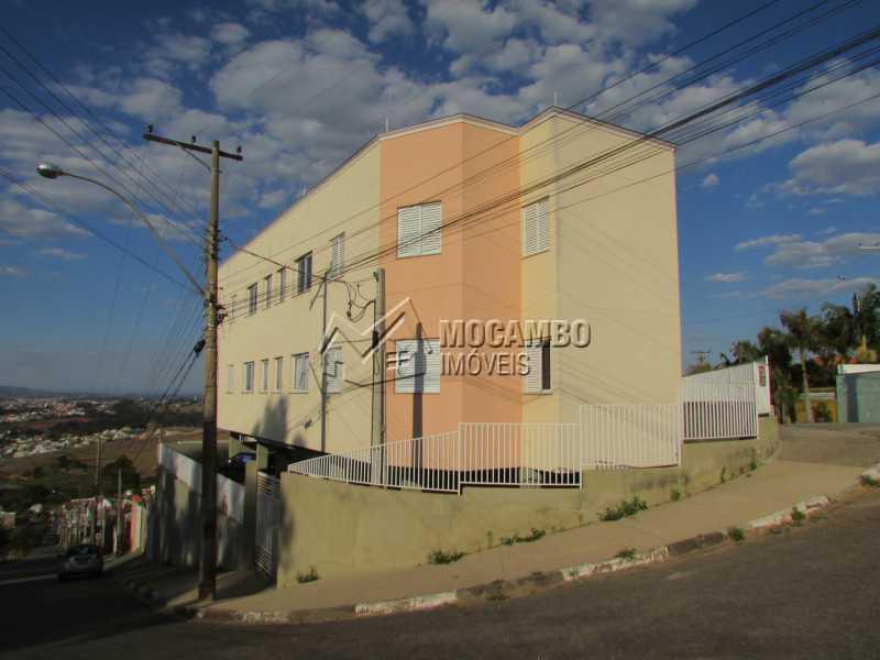Fachada - Apartamento 2 quartos à venda Itatiba,SP - R$ 185.000 - FCAP20876 - 1