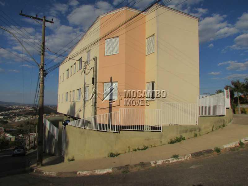 Fachada - Apartamento 2 quartos à venda Itatiba,SP - R$ 185.000 - FCAP20876 - 3