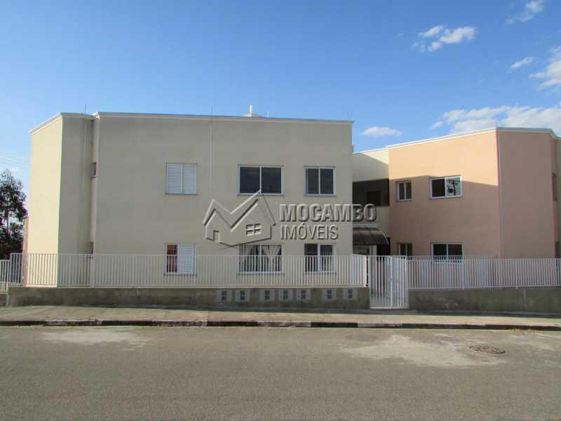 Fachada - Apartamento 2 quartos à venda Itatiba,SP - R$ 185.000 - FCAP20876 - 4
