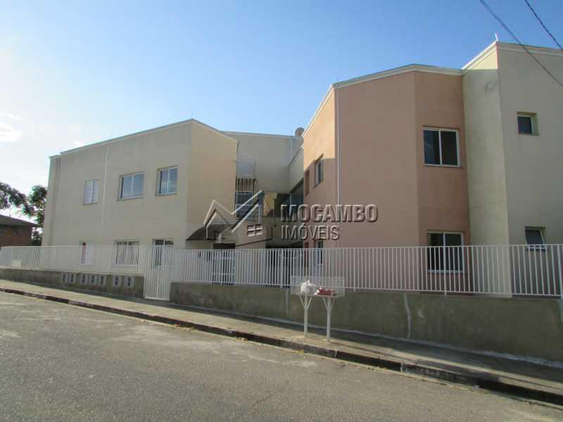 Fachada - Apartamento 2 quartos à venda Itatiba,SP - R$ 185.000 - FCAP20876 - 5