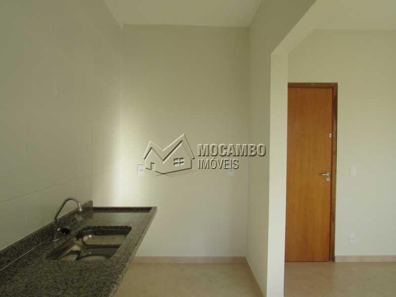 Cozinha  - Apartamento 2 quartos à venda Itatiba,SP - R$ 185.000 - FCAP20876 - 11