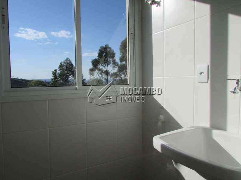 Lavanderia - Apartamento 2 quartos à venda Itatiba,SP - R$ 185.000 - FCAP20876 - 12