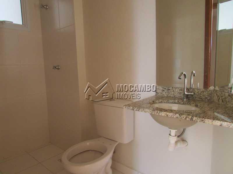 Banheiro da Suíte - Apartamento 2 quartos à venda Itatiba,SP - R$ 185.000 - FCAP20876 - 15