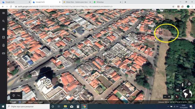 Vista Terreno Ari - Terreno 1035m² à venda Itatiba,SP - R$ 750.000 - FCMF00121 - 5