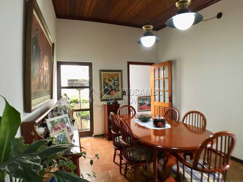 Sala de jantar - Casa 2 quartos à venda Itatiba,SP - R$ 590.000 - FCCA21145 - 4