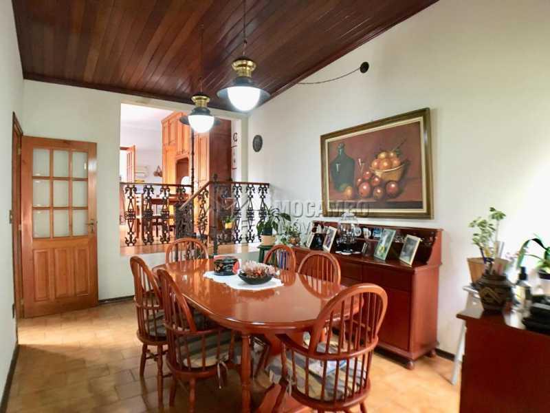 Sala de jantar - Casa 2 quartos à venda Itatiba,SP - R$ 590.000 - FCCA21145 - 5