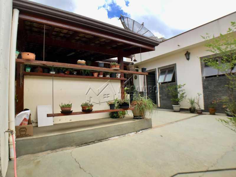 Quintal - Casa 2 quartos à venda Itatiba,SP - R$ 590.000 - FCCA21145 - 16