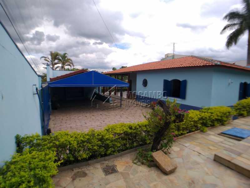 Espaço externo - Casa 3 quartos para alugar Itatiba,SP - R$ 2.800 - FCCA31179 - 18