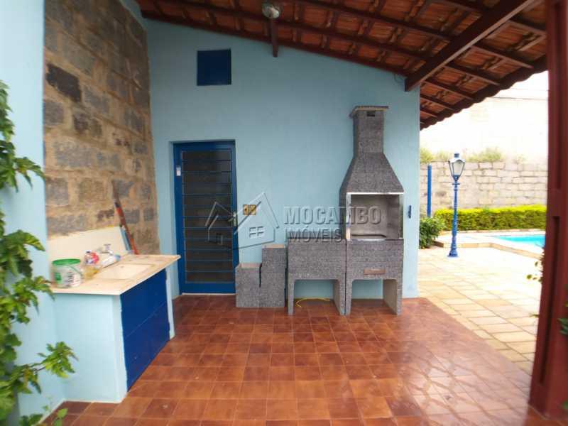 Churrasqueira - Casa 3 quartos para alugar Itatiba,SP - R$ 2.800 - FCCA31179 - 17