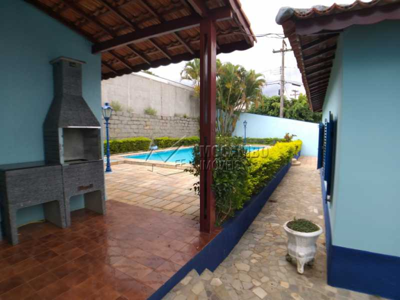 Churrasqueira - Casa 3 quartos para alugar Itatiba,SP - R$ 2.800 - FCCA31179 - 21