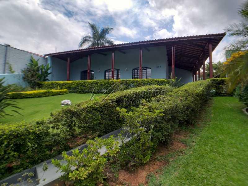 Fachada - Casa 3 quartos para alugar Itatiba,SP - R$ 2.800 - FCCA31179 - 1
