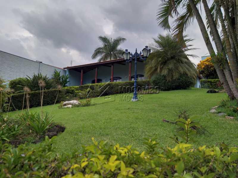 Fachada - Casa 3 quartos para alugar Itatiba,SP - R$ 2.800 - FCCA31179 - 27