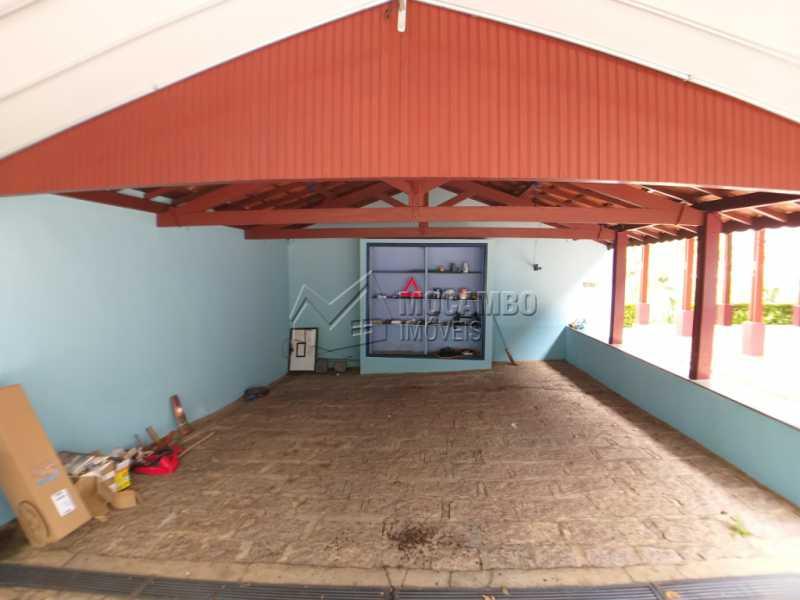 garagem coberta - Casa 3 quartos para alugar Itatiba,SP - R$ 2.800 - FCCA31179 - 22