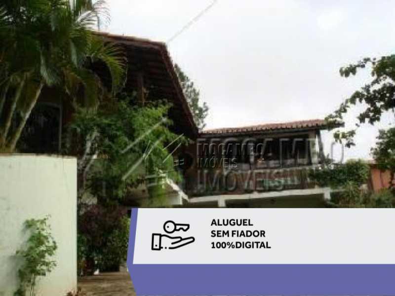 cod_CD50001 - Casa em Condomínio 5 quartos para alugar Itatiba,SP - R$ 3.000 - CD50001 - 1
