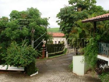 Área Externa - Casa em Condominio Para Alugar - Itatiba - SP - Parque das Laranjeiras - CD50001 - 7