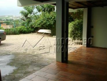 Área Externa - Casa em Condominio Para Alugar - Itatiba - SP - Parque das Laranjeiras - CD50001 - 11