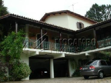 Área Externa - Casa em Condominio Para Alugar - Itatiba - SP - Parque das Laranjeiras - CD50001 - 9