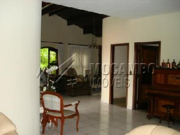 Sala - Casa em Condominio Para Alugar - Itatiba - SP - Parque das Laranjeiras - CD50001 - 14