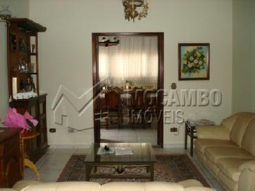 Sala - Casa em Condominio Para Alugar - Itatiba - SP - Parque das Laranjeiras - CD50001 - 15