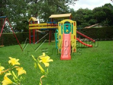Área do Condomínio - Casa em Condominio Para Alugar - Itatiba - SP - Parque das Laranjeiras - CD50001 - 19