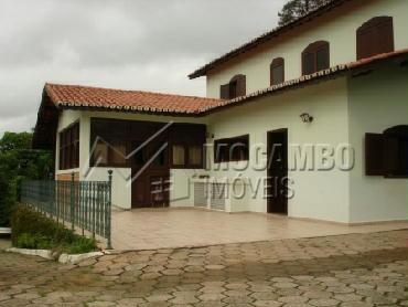Área Externa - Casa em Condominio Para Alugar - Itatiba - SP - Parque das Laranjeiras - CD50001 - 12