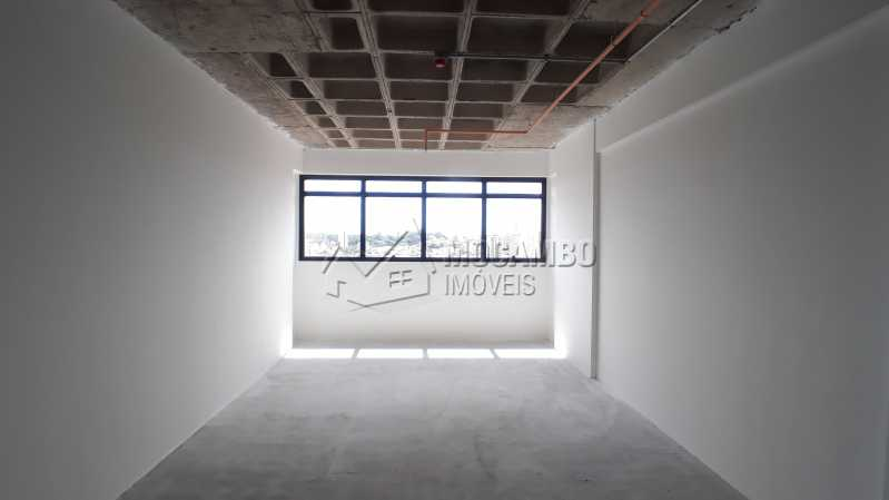 Sala - Sala Comercial 40m² para alugar Itatiba,SP - R$ 1.200 - FCSL00178 - 5