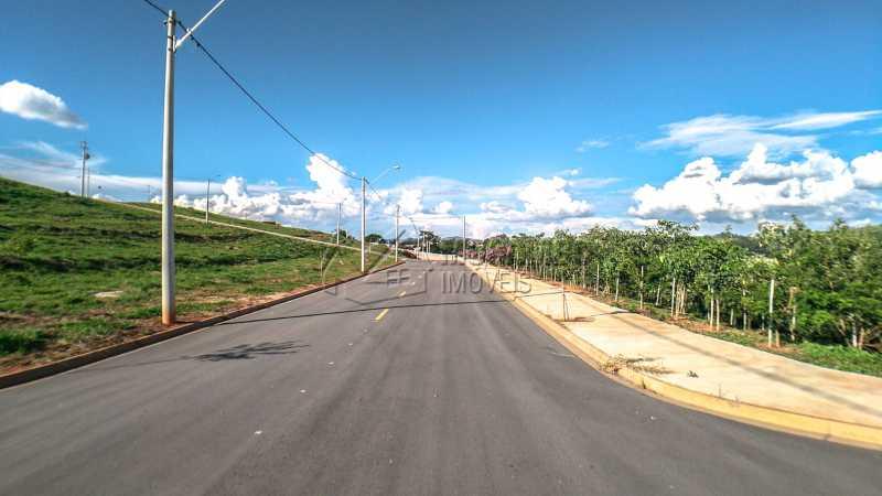 Ruas do Condomínio - Terreno 384m² À Venda Itatiba,SP - R$ 192.000 - FCUF01181 - 11
