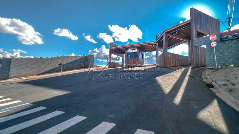 Portaria - Terreno 384m² À Venda Itatiba,SP - R$ 192.000 - FCUF01181 - 4