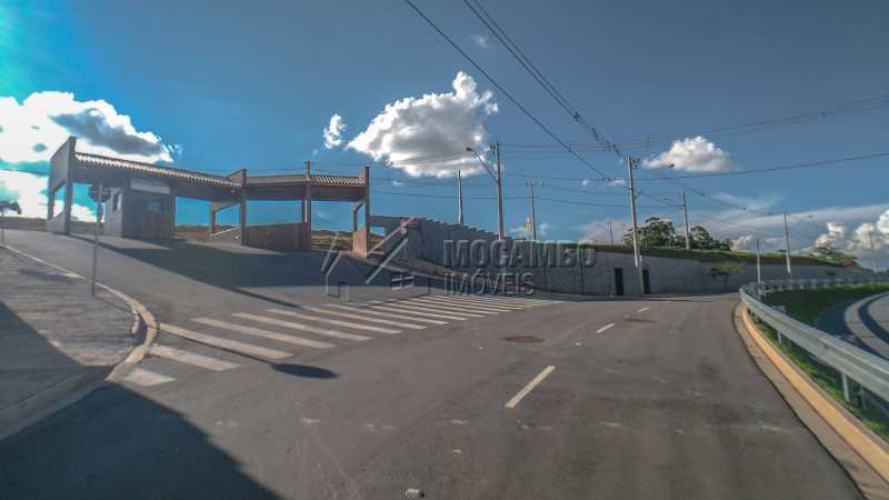 Portaria. - Terreno 384m² À Venda Itatiba,SP - R$ 192.000 - FCUF01181 - 20