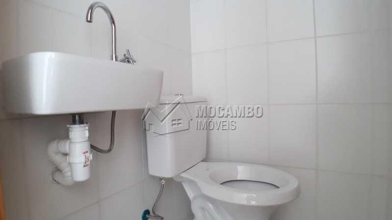 Banheiro - Sala Comercial 40m² para alugar Itatiba,SP - R$ 1.200 - FCSL00179 - 8