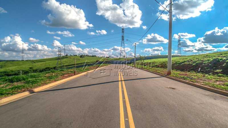 Ruas do Condomínio - Terreno À Venda - Itatiba - SP - Bairro do Engenho - FCUF01182 - 10
