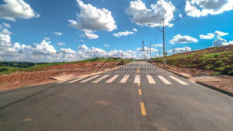 Ruas do Condomínio - Terreno À Venda - Itatiba - SP - Bairro do Engenho - FCUF01182 - 11