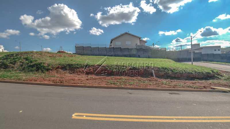 Terras da Fazenda - Terreno 384m² à venda Itatiba,SP - R$ 192.000 - FCUF01184 - 1