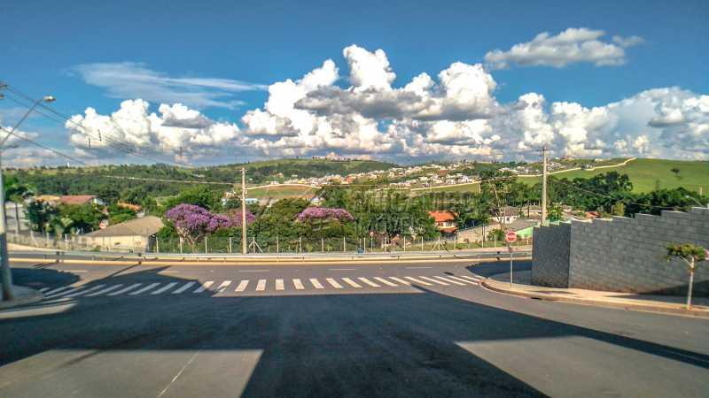Portaria - Terreno 384m² à venda Itatiba,SP - R$ 192.000 - FCUF01184 - 10