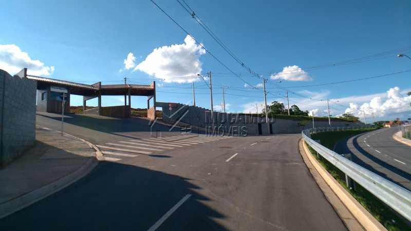 Portaria  - Terreno 384m² à venda Itatiba,SP - R$ 192.000 - FCUF01184 - 12