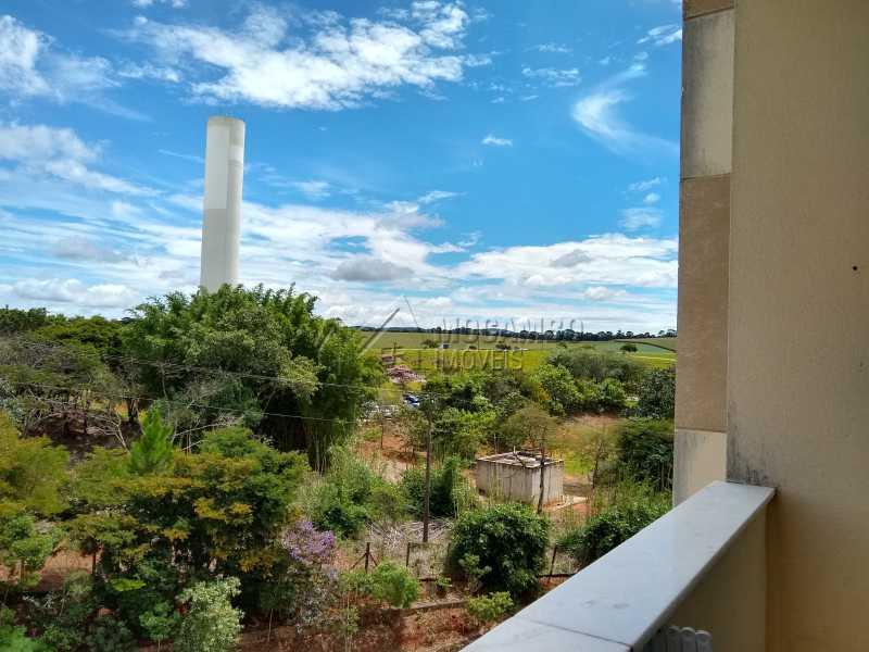 Varanda - Apartamento 2 quartos à venda Itatiba,SP - R$ 209.000 - FCAP20880 - 6