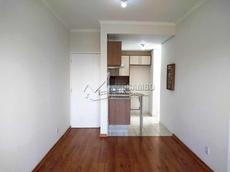 Cozinha - Apartamento 2 quartos à venda Itatiba,SP - R$ 209.000 - FCAP20880 - 4