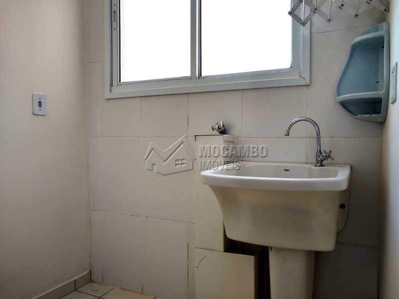 Lavanderia - Apartamento 2 quartos à venda Itatiba,SP - R$ 209.000 - FCAP20880 - 10