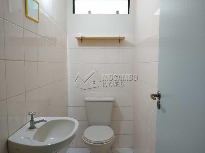 Banheiro social - Sala Comercial Itatiba, Centro, SP Para Alugar, 20m² - FCSL00181 - 6