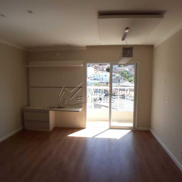 linda sala com varanda  - Apartamento Condomínio Edifício Residencial Reserva da Mata, Itatiba, Jardim das Nações, SP À Venda, 2 Quartos, 55m² - FCAP20881 - 1