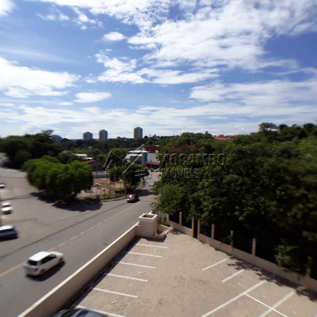 Quarto 2 vista da janela - Apartamento Condomínio Edifício Residencial Reserva da Mata, Itatiba, Jardim das Nações, SP À Venda, 2 Quartos, 55m² - FCAP20881 - 11